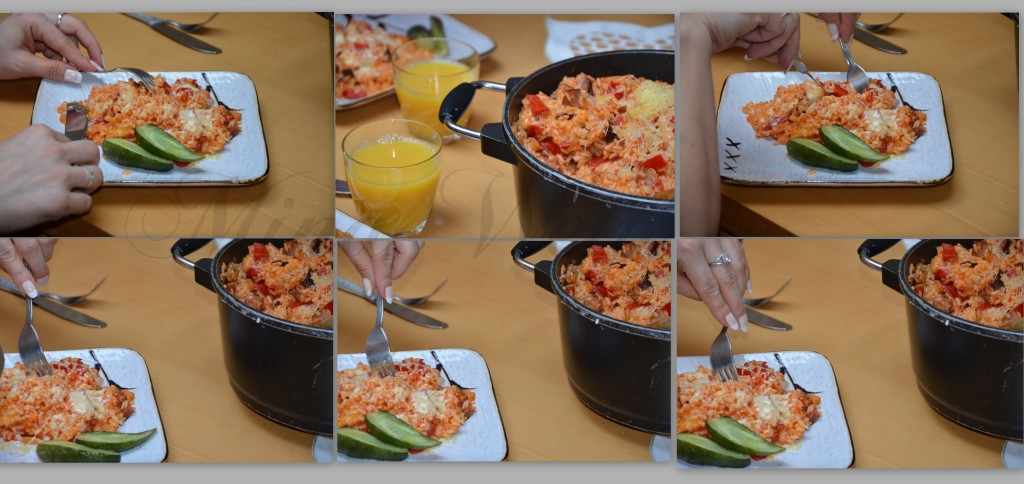 degustacja risotta