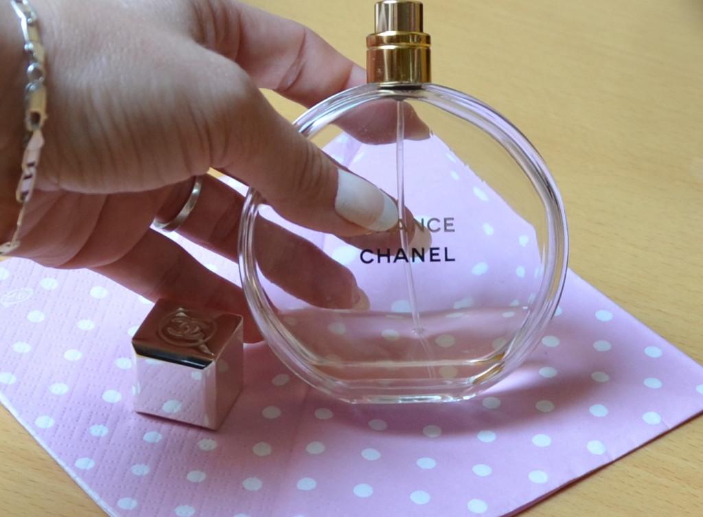perfumy chanel ulubione miny wetp
