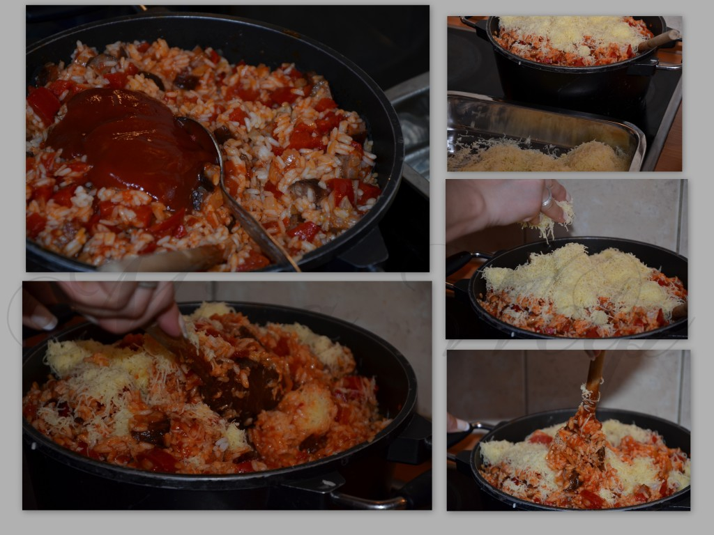 risotto miny wetp z serem