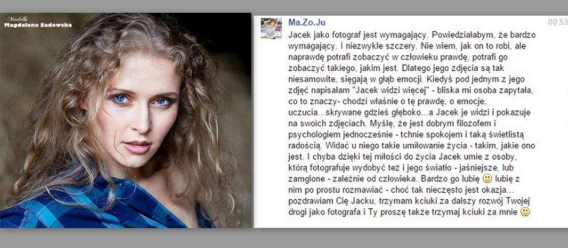 Magdalena Sadowska opinia