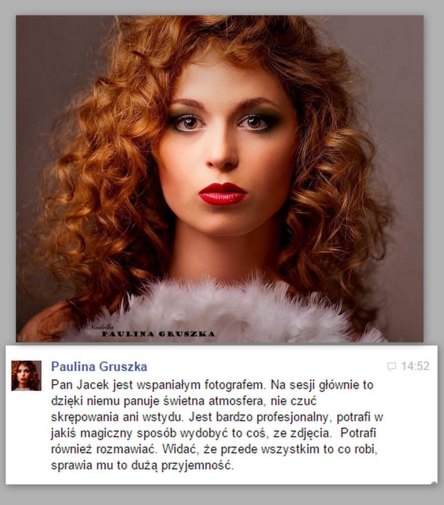 opinia Pauliny Gruszki