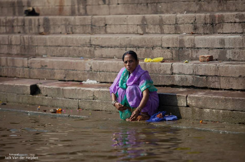 India City of Shiva Jack Van der Heijden