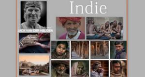 kolaż Indie Jack Van der Heijden