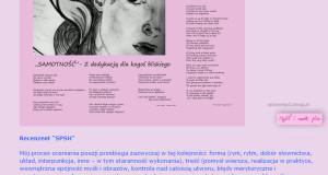 recenzja wiersza
