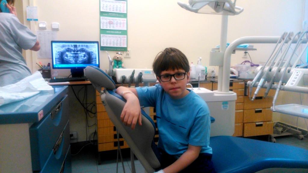 wizyta u dentysty w CZD