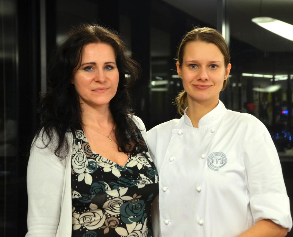 Klaudia Budnz y Mina Wetp