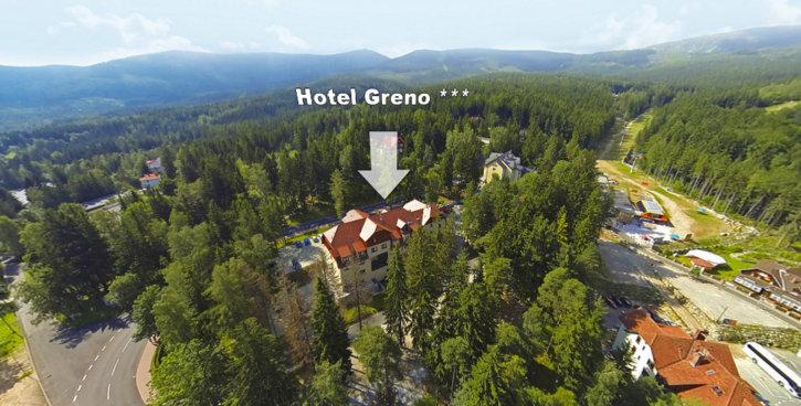 karpacz hotel Greno