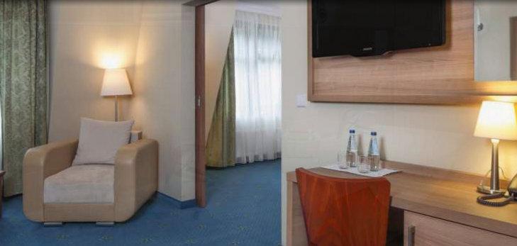 pokoje hotel Greno