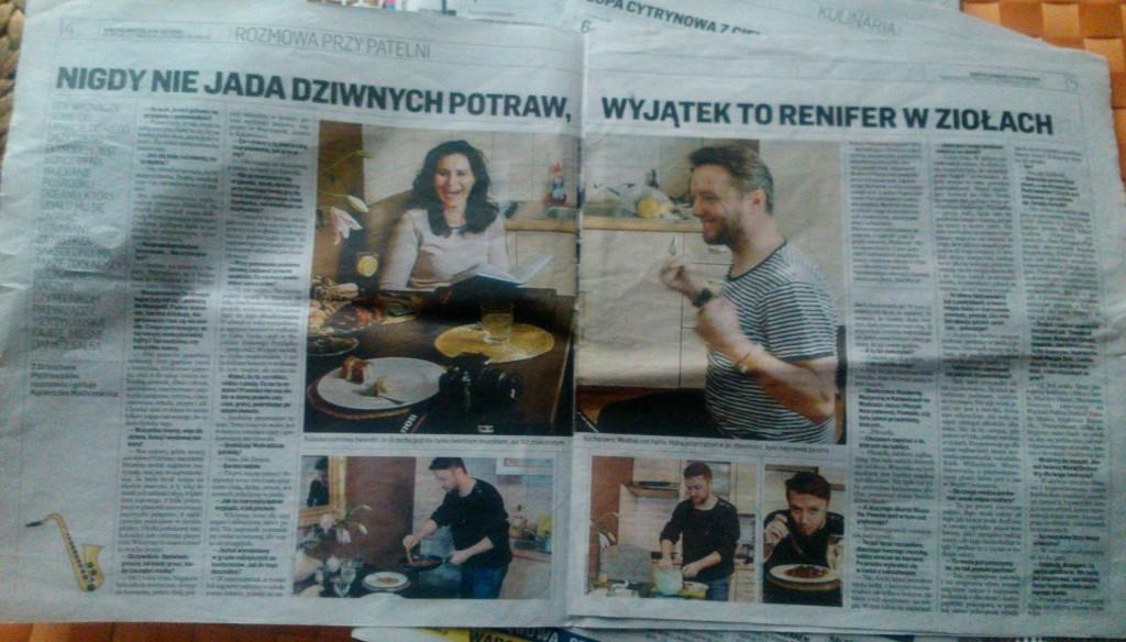 14 15 11 2015 wywiad z Grzegorzem Piotrowskim