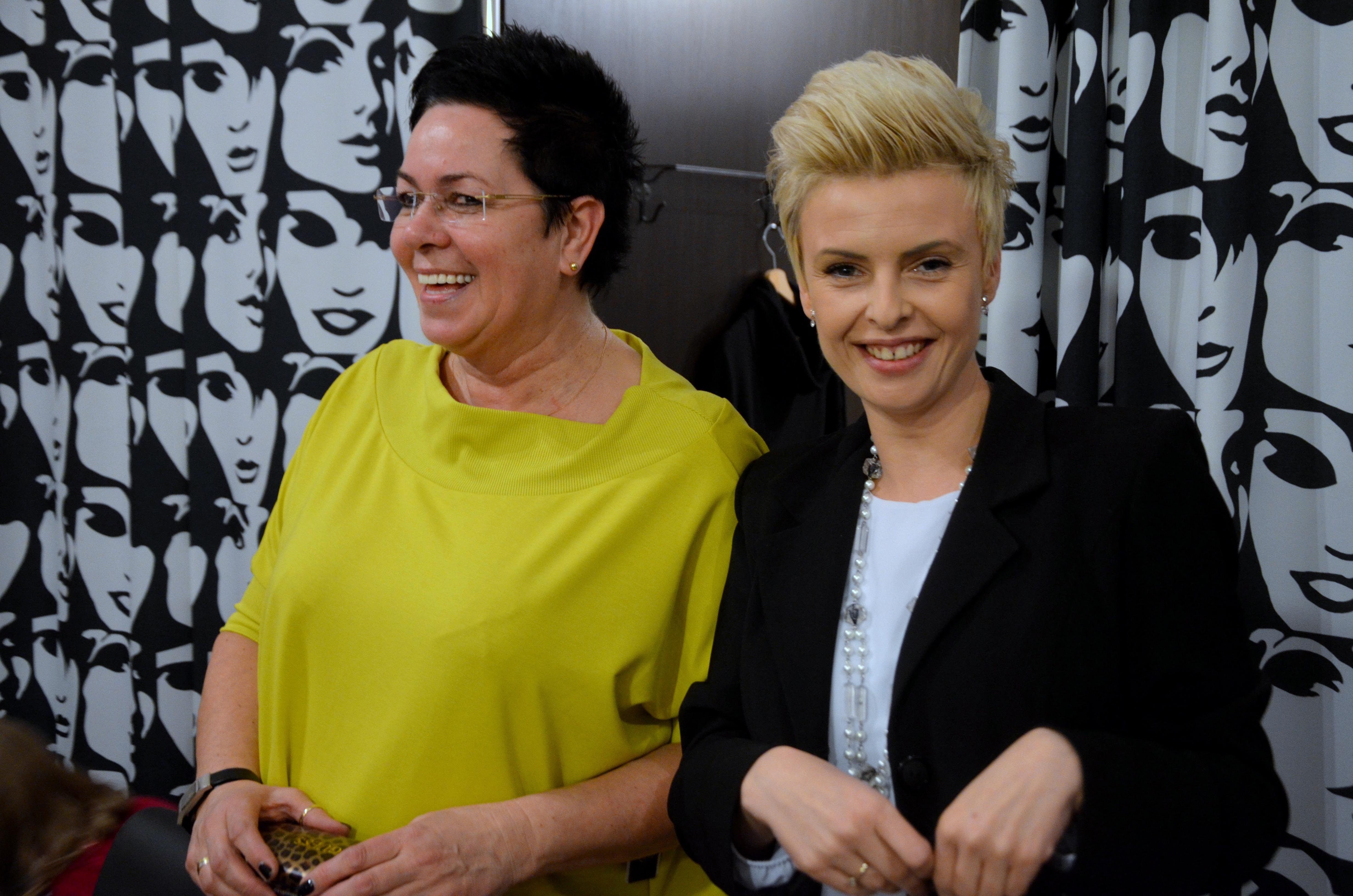 Ania i pani Magda