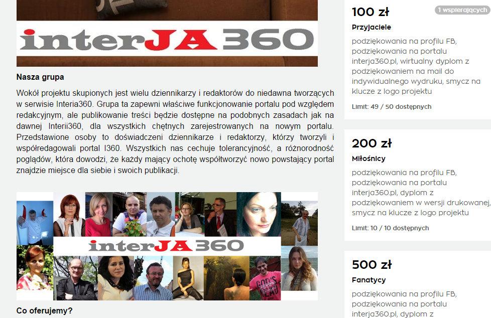 tworzy sie projekt dziennikarzy obywatelskich