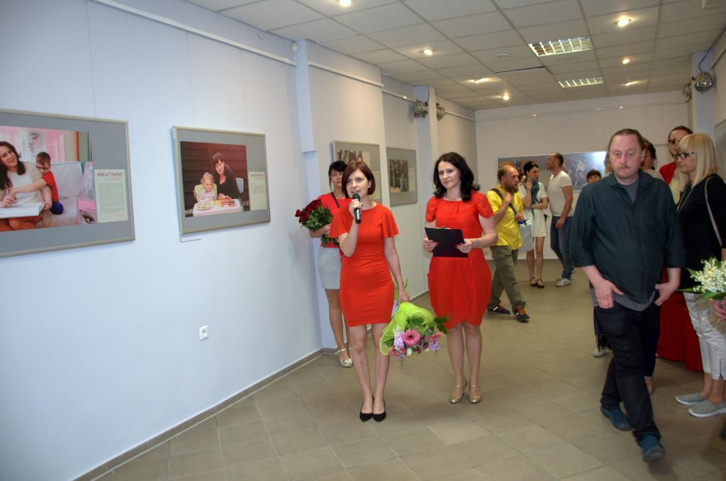 rozpoczęcie wystawy
