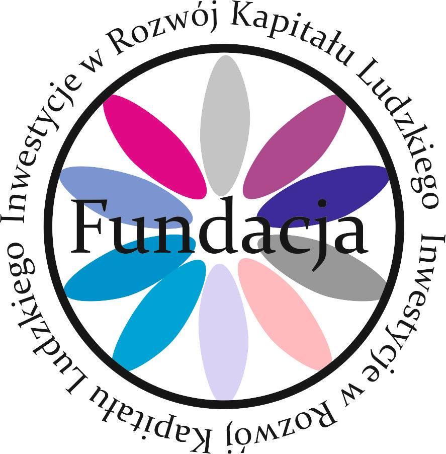 logo Fundacja Inwestycje w Rozwój Kapitału Ludzkiego