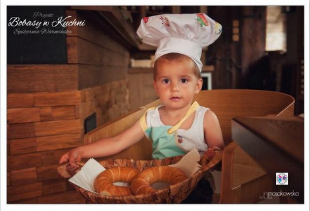 Karol autor zdjęcia Olga Mosakowska projekt Bobasy w Kuchni