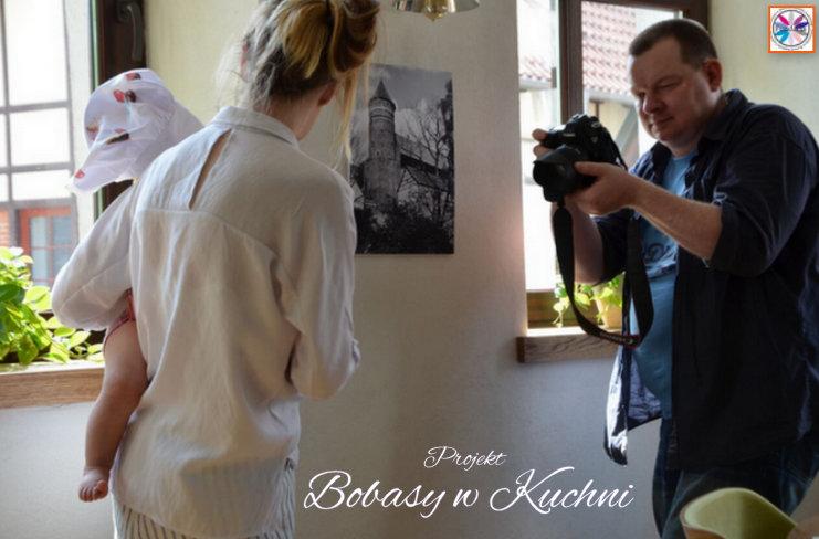 Maja Marcin Zalech projekt Bobasy w Kuchni sesja20