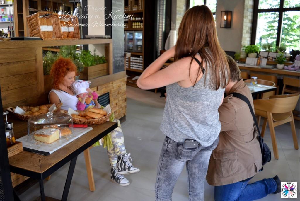 Nadia Agata Lesiuk projekt Bobasy w Kuchni