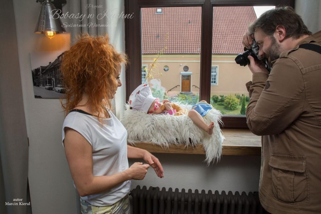 Nadia autor zdjęcia  Marcin Kierul projekt Bobasy w Kuchni na zdjęciu Paweł Gulewicz