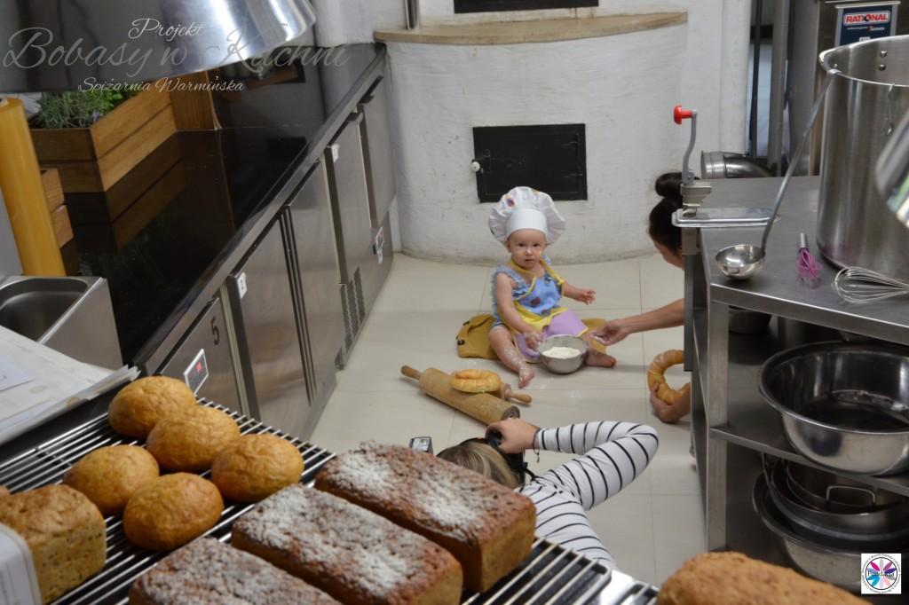 Zuzia 2 Weronika Nowokuńska projekt Bobasy w Kuchni
