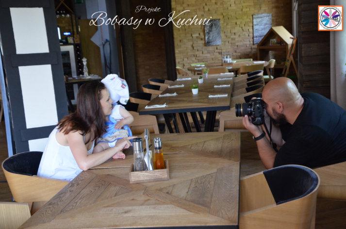 sesja Marcina Kierula z Michałem projekt Bobasy w Kuchni2