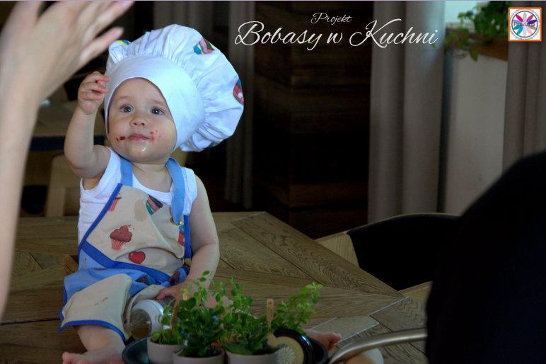 sesja Marcina Kierula z Michałem projekt Bobasy w Kuchni4