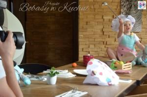 Robert Kaczmarski z Lenką do projektu Bobasy w kuchni sesja15