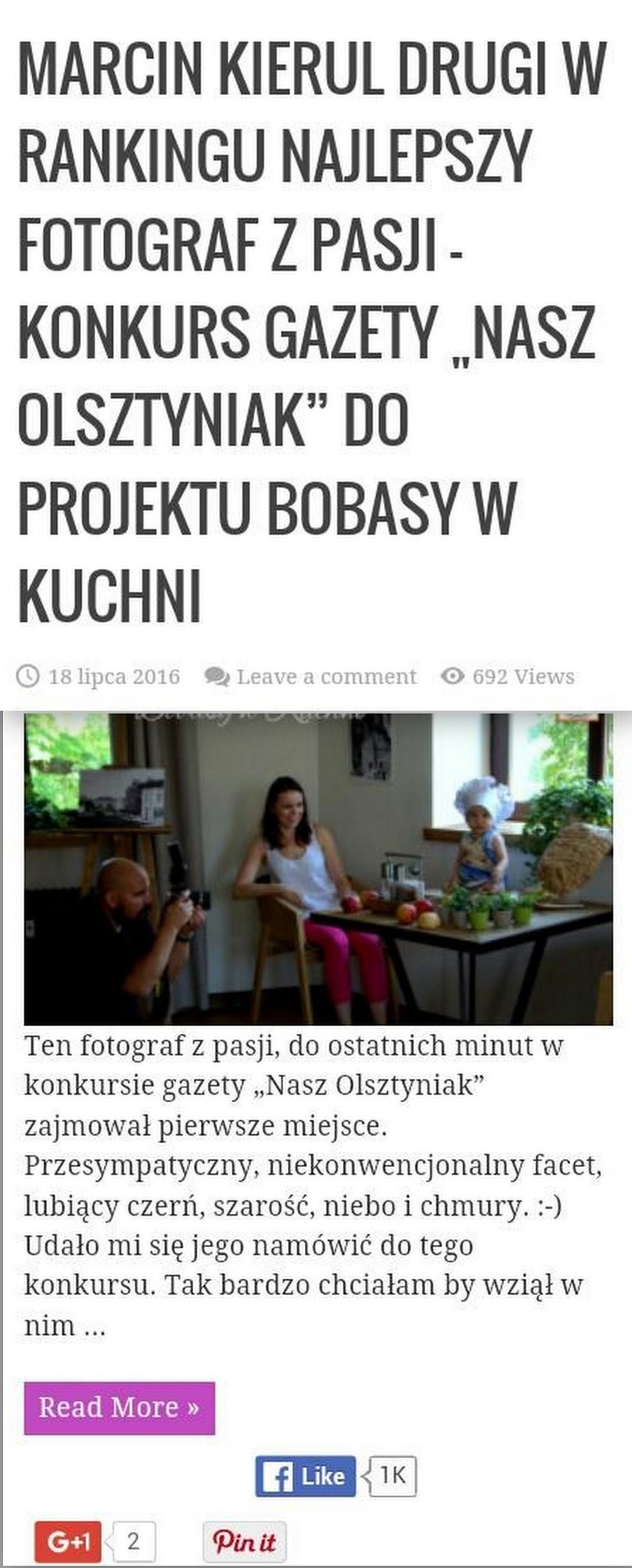 Marcin Kierul 1000 like