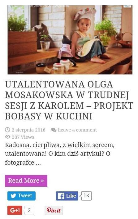 Olga Mosakowska 1000 like