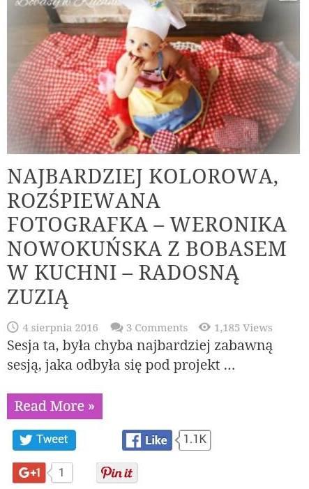 Weronika Nowokuńska 1100 like