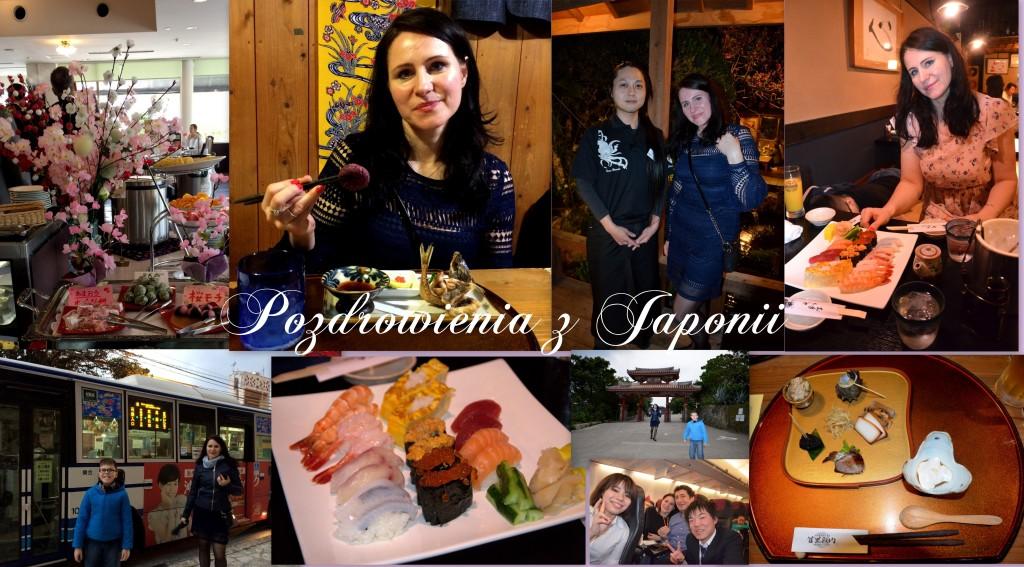 Pozdrowienia z Japonii