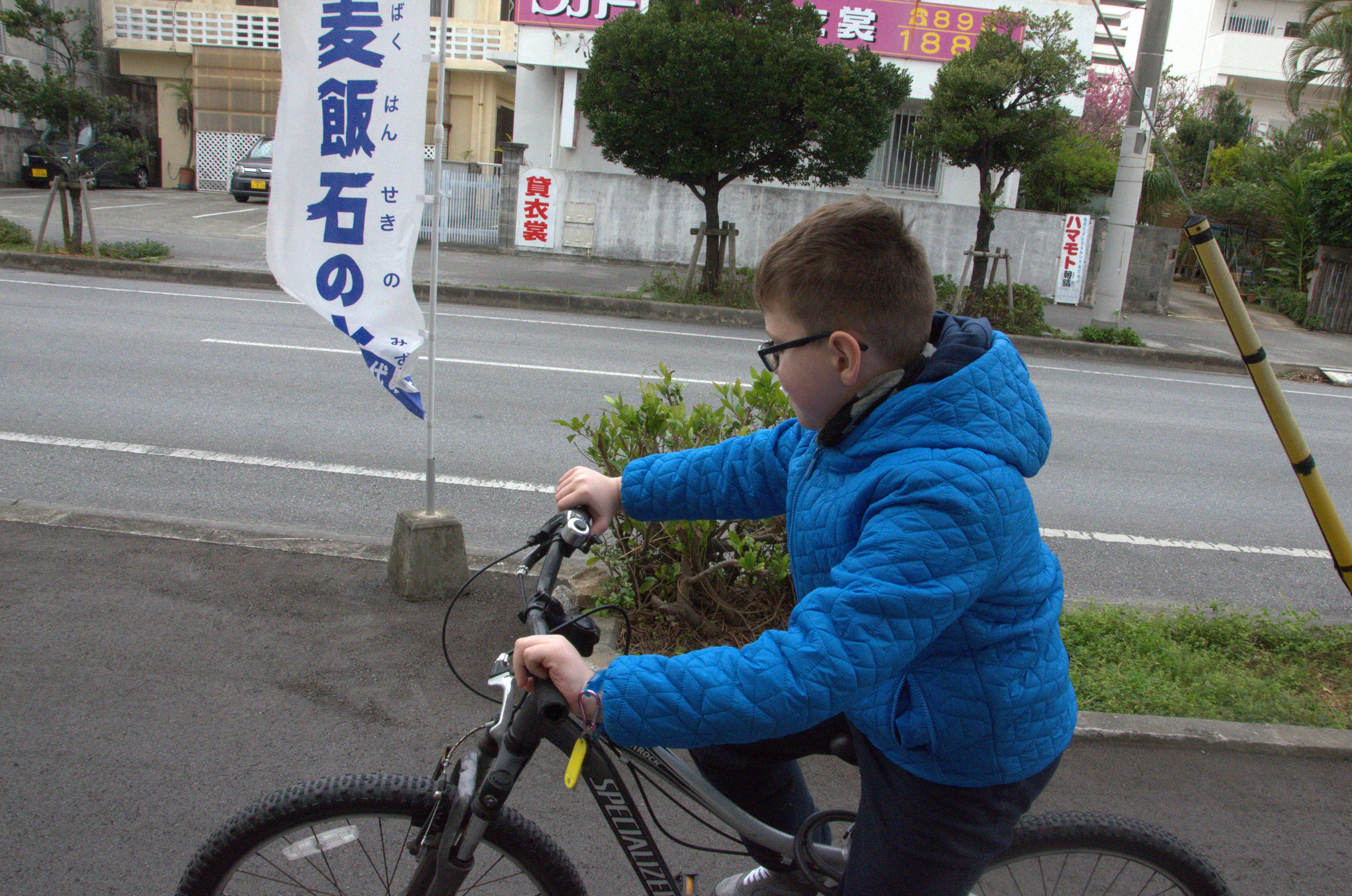 szymek rower1